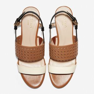 Cole Haan Shoes - Cole Haan Annabel Grand Os Wedge Sandals